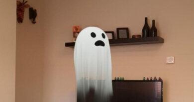Google recurre a la Realidad Aumentada para festejar Halloween
