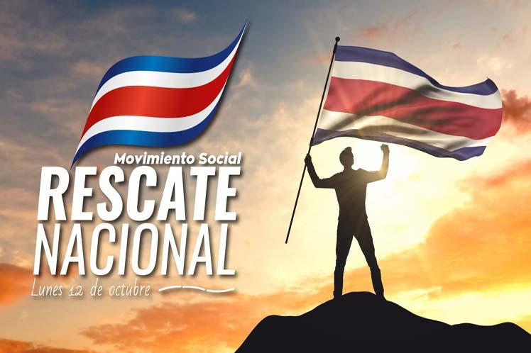 Marcha en Costa Rica contra nuevos impuestos y negociación con el FMI