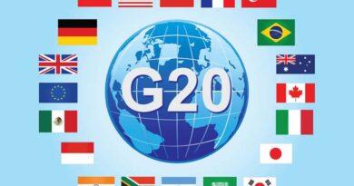 G20 mantendrá estímulo fiscal y monetario frente a Covid-19