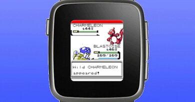 Ahora puedes jugar un clon de Pokémon en los relojes inteligentes Pebble